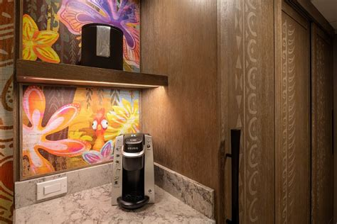 Polynesian Resort lança quarto inspirado em Moana   Hotelaria