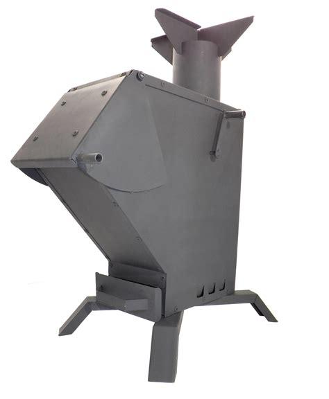 bullet proof rpg gasifier rocket stove  heater survival