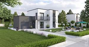 maison moderne singapour rt2012 modele maison With exemple de maison moderne