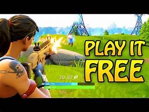 Fortnite free to play – Trump