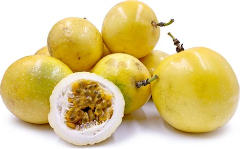 Maracuya Passionfruit Information and Facts