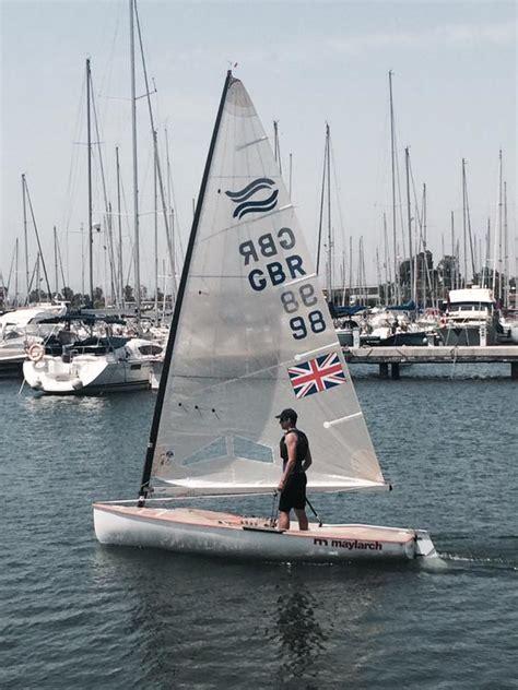 sponsorship extended  cameron tweedle sailing