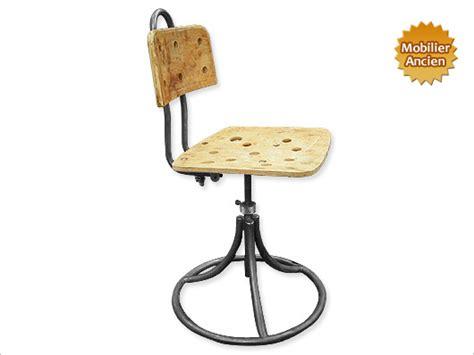 siege reglable en hauteur chaise