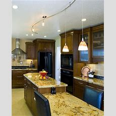 3 Ideas For Kitchen Track Lighting With Different Themes