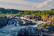 Great Falls, Virginia, [OC], [6000x4000] : EarthPorn