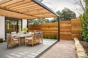 best 25 modern pergola ideas on pinterest pergula ideas With toile tendue exterieur terrasse 15 pergola retractable