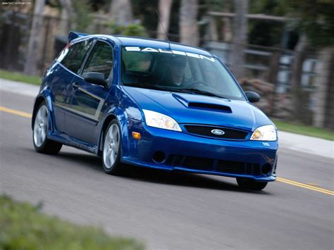 Focus Saleen by Ford Focus Saleen S121 Specs