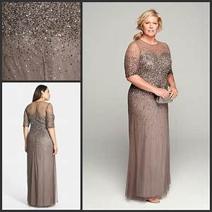 Mother of the bride dresses with heavy beadings plus size for Formal wedding dresses for mother of the bride