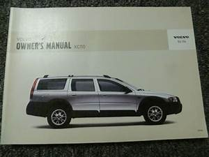 2006 Volvo Xc70 Owner Operator Manual User Guide 2 5t