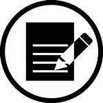 Summary Icon Report Svg Executive Logos Onlinewebfonts