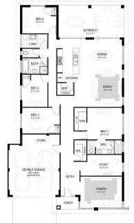4 bed house plans top 25 best 4 bedroom house ideas on 4 bedroom house plans house floor plans and