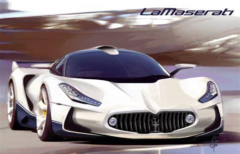 Alan Derosier - Transportation design: LaMaserati