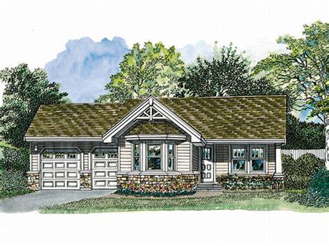 Smart Placement Above Garage House Plans Ideas by Smart Placement One Story Garage Apartment Plans Ideas
