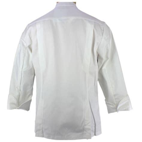 veste cuisine homme pas cher à manches longues lisavet