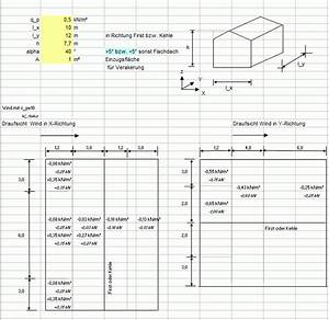 Oberflächentemperatur Wand Berechnen : formularis windlast auf wand dach nach din en 1991 1 4 ~ Themetempest.com Abrechnung