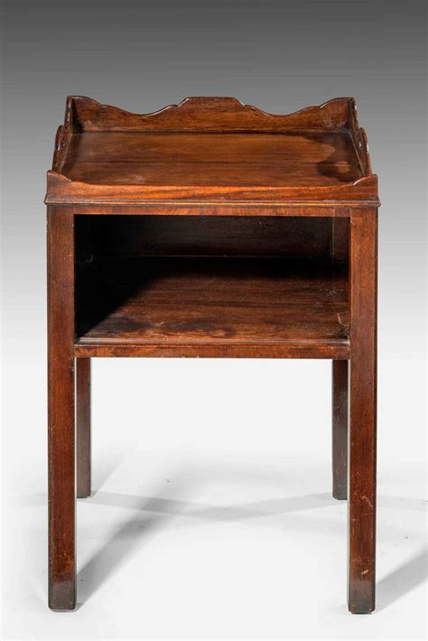 nightstand for sale george iii mahogany nightstand for sale at 1stdibs