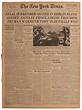 Lot Detail - Jubilant Victory 9 May 1945 ''New York Times ...