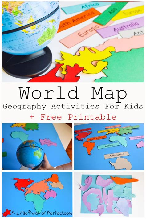 world map geography activities for free printable 886 | c36286f7fc999e1e3fe187f8048193e9