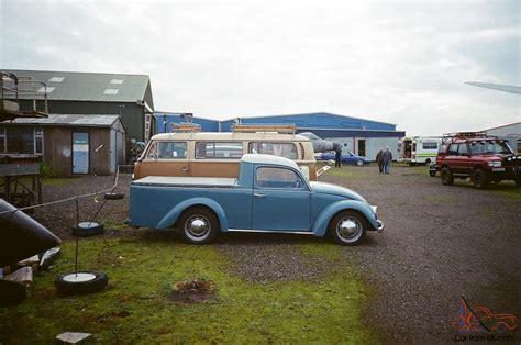 volkswagen bug truck vw beetle pickup 1963