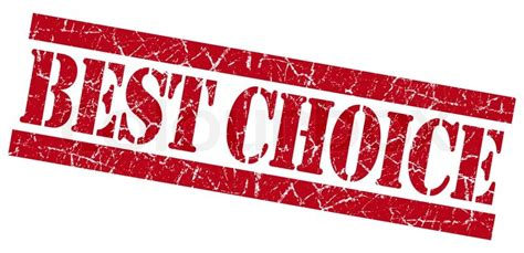 Best Choice by Best Choice Grunge St Stock Photo Colourbox