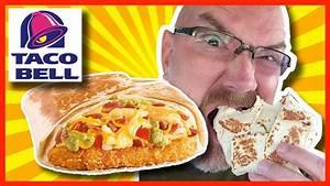 Taco Bell Breakfast Review - California A.M. CRUNCHWRAP ...