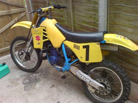 suzuki motocross bikes for sale suzuki 125cc dirt bike for sale