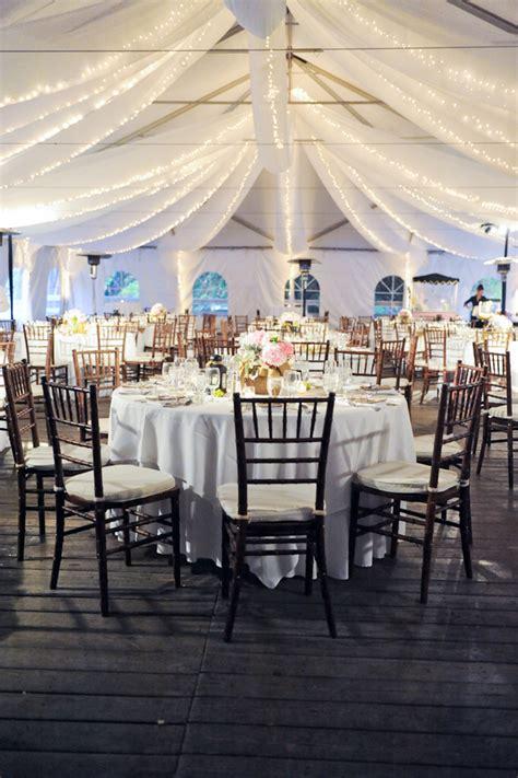 pretty tent wedding reception elizabeth anne designs
