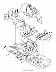 Mtd 17asdalc099  247 204221   Z8400   2015  Parts Diagram