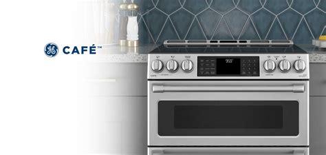 ge caf 233 oven induction range overview best buy