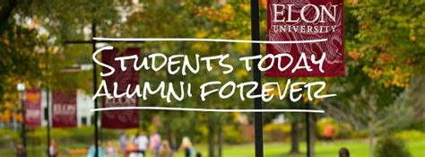 Elon Office Alumni Engagement Student Programs