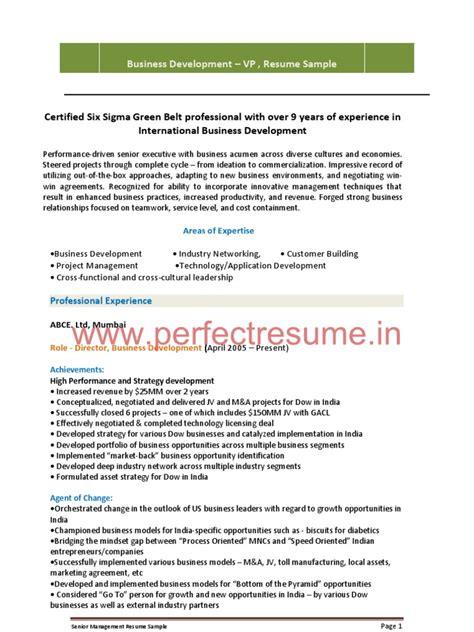 doc 9406 lean six sigma green belt resume 35 related