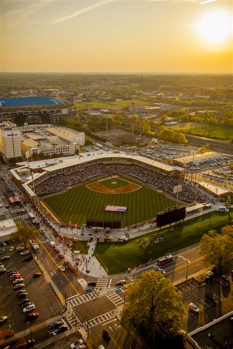 BB&T Ballpark - Rodgers Builders, Inc.