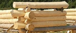 Rond En Bois : log constructions tronstruction montr al qu bec ~ Teatrodelosmanantiales.com Idées de Décoration