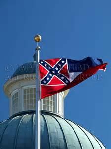 Mississippi Confederate Flag Capitol