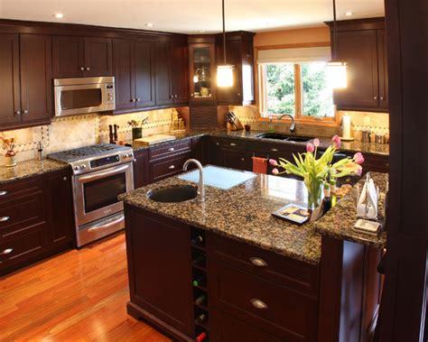 dark kitchen cabinets design pictures remodel decor