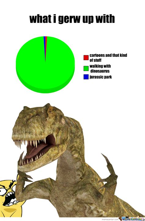 Walk The Dinosaur Meme - i gerw up with walking with dinosaur on tv by guest 5655 meme center