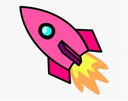 Spaceship Clipart Clip Rockets Bmp Kindpng Picc