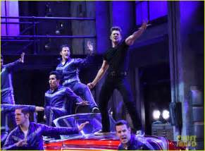 Grease Full Cast Live