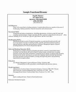 resume for a bank teller annecarolynbird With teller resume template