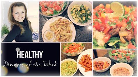 cing dinner ideas easy easy healthy dinner ideas dinners of the week vegan gluten free recipes jug of milk