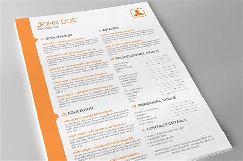 creative resume templates free indesign resume cover letter template resume templates on creative market