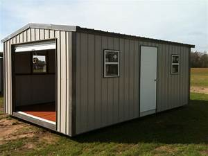 Save time and money by owning portable buildings