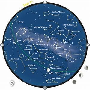 Sternzeichen 17 September : aktueller sternenhimmel aktuelle sternbilder am himmel ~ Markanthonyermac.com Haus und Dekorationen