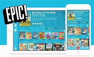 Primary Chalkboard: FREE Books With The EPIC App!  Epic
