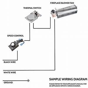 Fireplace Blower Wiring Diagram