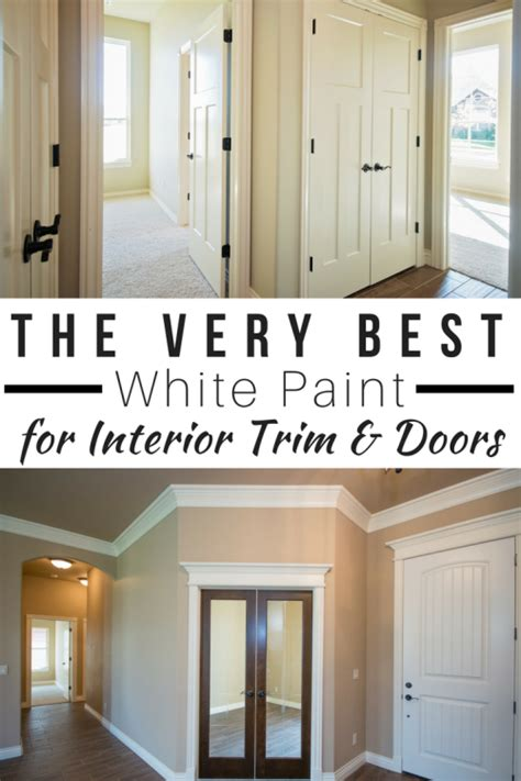 Westpoint Homes Blog  The Best White Paint For Interior