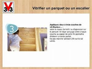 Comment Vitrifier Un Escalier : vitrifier un parquet ou un escalier ~ Farleysfitness.com Idées de Décoration