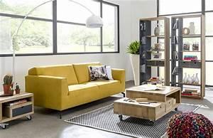 Henders Und Hazel Online Shop : haal het zonnetje in huis met deze okergele bank meubeltrack blog ~ Bigdaddyawards.com Haus und Dekorationen