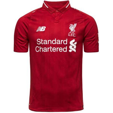 Liverpool Home Shirt 2018/19 Kids | www.unisportstore.com