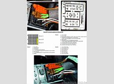 Roter Radiostecker Car Hifi, Sound & Navigationssysteme